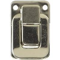 uxcell a16031400ux2085 Latch herramienta caja de herramientas maleta 40 mm largo Metal cierre latch tono de