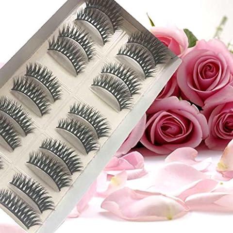 MML eyelashes, Vanity Femme noir noir