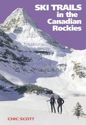 Ski Trails in the Canadian Rockies por Chic Scott