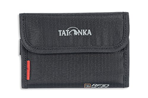 Tatonka - Portafoglio Money Box, resistente RFID B, Geldbeutel Money Box RFID B, nero
