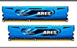 G.Skill 8GB DDR3-2133 8GB DDR3 2133MHz memory module - memory modules (DDR3, PC/server, 240-pin DIMM, 2 x 4 GB, Dual)