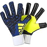 adidas Erwachsene Ace Trans Pro Iker Casillas Torwarthandschuhe, Blue/Black/Solar Yellow, 12