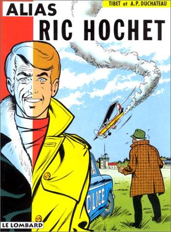Ric Hochet, tome 9 : Alias Ric Hochet