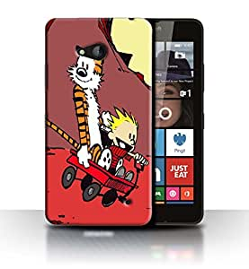 PrintFunny Designer Printed Case For Nokia Lumia 640