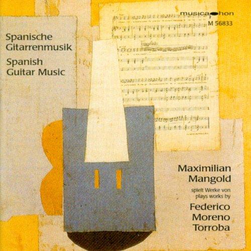 Moreno Torroba, F.: Music for Guitar