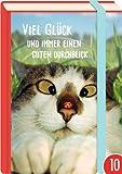 10er-Pack: Briefpostkarten Fold & Zip A6 +++ LUSTIG von modern times +++ IMMER EINEN GUTEN DURCHBLICK +++ BK.EDITION WEISSBACH, Paul H. - Cover