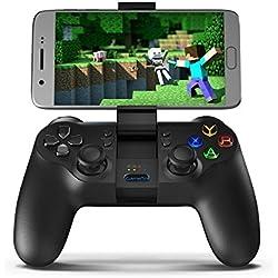 GameSir T1 Manette de Jeu Bluetooth sans Fil Android Gamepad Manette Android Bluetooth PC Contrôleur de Jeu USB Filaire Manette Filaire PC Manette Android Manette PS3 Manette Tello