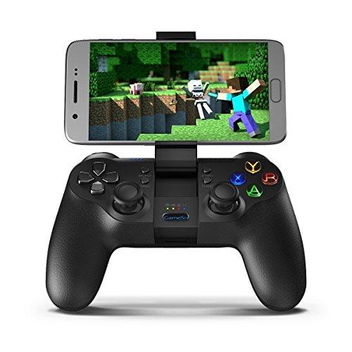 GameSir T1 Bluetooth Wireless Controller Android Gamepad, Joypad Smartphone Android Joypad Android Bluetooth USB PC Gaming Controller PS3 Controller