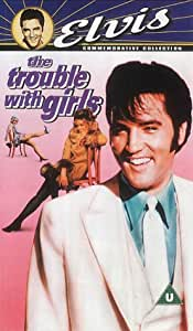 The Trouble with Girls [VHS][1969]