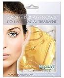BEAUTY FACE - Masque pour le visage - Avec de l'Or et Aacide hyaluronique - Collagène - Anti-Rides – 60 gr