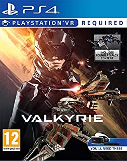 Eve Valkyrie - PlayStation VR (B01M0M5VUF) | Amazon price tracker / tracking, Amazon price history charts, Amazon price watches, Amazon price drop alerts