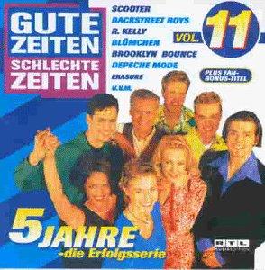 Gute Zeiten Schlechte Zeiten - 5 Jahre - Die Erfolgsserie, Vol. 11