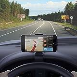 Navigazione GPS supporto regolabile clip cruscotto auto Phone Holder per iOS e Android auto supporto per iPhone 77Plus 6S 65s Samsung