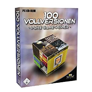 100 Vollversionen – Pure Game Power