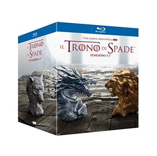 Il Trono di Spade Stagioni 1 – 7 (30 Blu-Ray)
