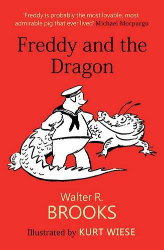 Freddy and the Dragon (Freddy the Pig)