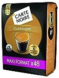 Carte Noire Classique N°5 - 240 Dosettes souples  (Lot de 5 X 48)