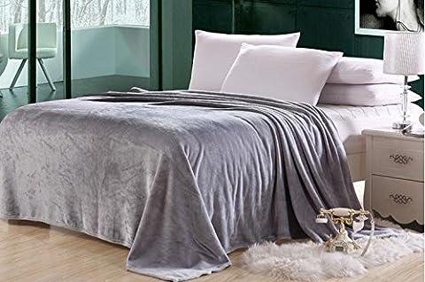 Beddingleer Tagesdecke und Sofaüberwurf 200 x 230 cm Decken Bettwäsche