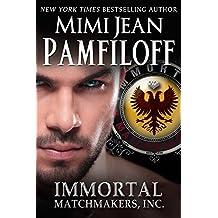 IMMORTAL MATCHMAKERS, INC. (Immortal Matchmakers, Inc. Series Book 1) (English Edition)