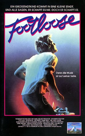Footloose [VHS]