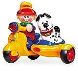 TOLO 89587 Erste Freunde Roller mit Hund