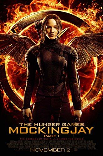 Hunger Games Mockingjay Teil 1Film Poster 1-seitige Original Final 27x 40Jennifer Lawrence