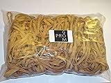 Progom-Elastiques-160(Ø102) mmx6mm-blond-1kg