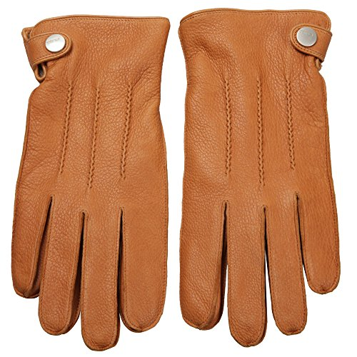 elma-mens-deerskin-leather-winter-driving-cashmere-lined-gloves-l-sand-yellow