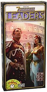 Asterion 7LEIT01 - 7 Wonders : Leaders
