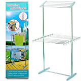 Dealcrox Mobile Folding Racks / Cloth Rack Structure And Responable Design Qualti Good