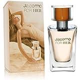 Jacomo For Her By Jacomo For Women. Eau De Parfum Spray 3.4 Oz
