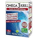 Omega 3 Krill 500 mg - 30 licaps