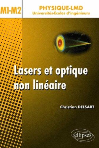 Lasers & Optique Non Linéaire Niveau M1-M2