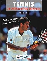 Tennis : La préparation mentale