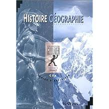 Histoire-Géographie CE2. Cycle 3, niveau 1. Cahier d'activité.