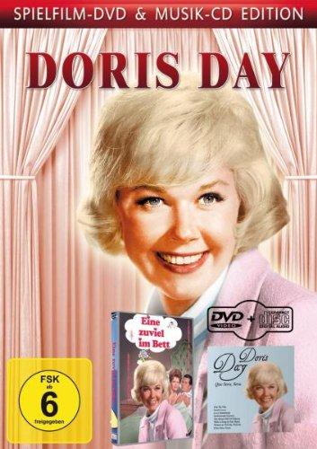 Doris Day, Spielfilm-DVD & Musik-CD Edition DVD (Eine zuviel im Bett)