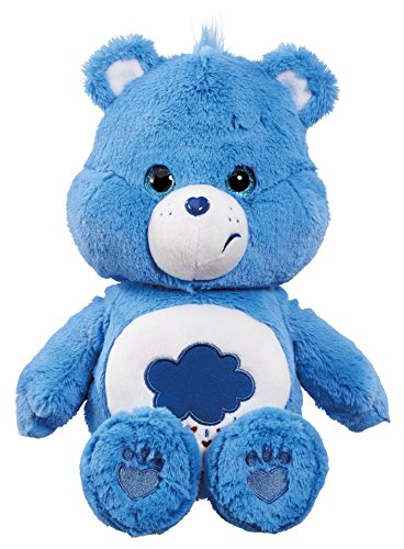 Care Bear Grumpy Bear Plüsch Spielzeug mit DVD (Grumpy Care Bear Bear)