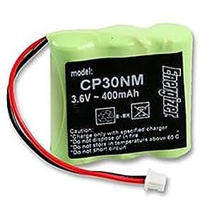 Batterie NiMH 3,6V 400mAh piles rechargeables