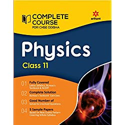Complete Course for Physics Class 11th CHSE Odisha