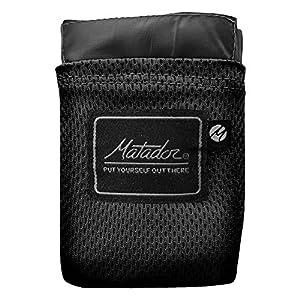 MATADOR Pocket Decke, Black, One Size