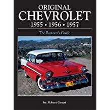 Original Chevrolet 1955, 1956, 1957: Bk. M2548 (Original (Motorbooks International))