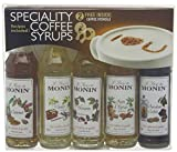 Product Image of Monin Syrup Coffee Gift Set 5x5cl
