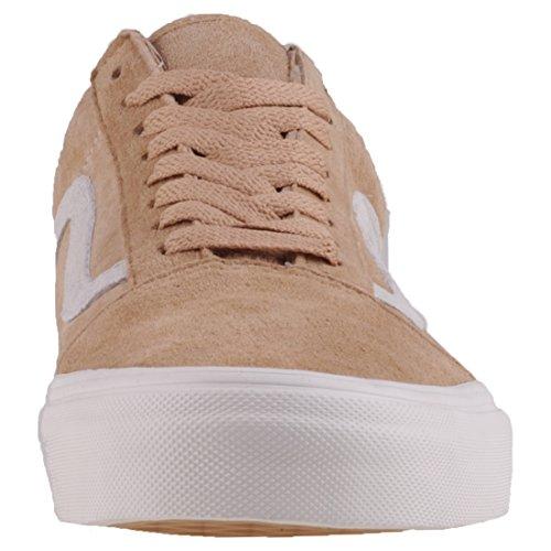 Vans Old Skool, Chaussures de Running Mixte Adulte Marron (Pig Suede)