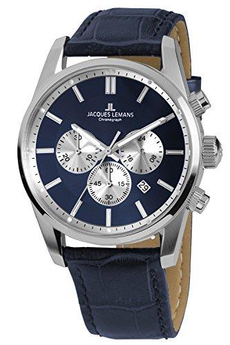 Jacques Lemans Herren-Chronograph Classic 42-6B