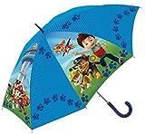 Paw Patrol - Paw Patrol PW16000 Paraguas Azul 45 cm. de Diámetro