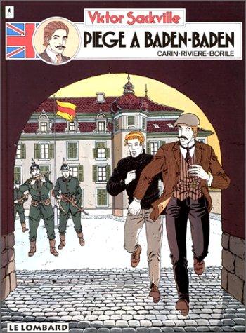 Victor Sackville, tome 11 : Piège à Baden-Baden