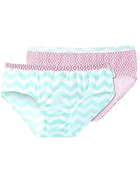 Schiesser Mädchen Unterhose Multipack 2pack Panties, 2er Pack