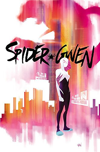 Spider-gwen Vol. 1: Greater Power Cover Image