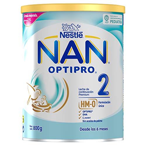 NAN OPTIPRO 2 - Leche continuación polvo - Fórmula