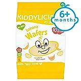 Kiddylicious Wafers Banana 40G
